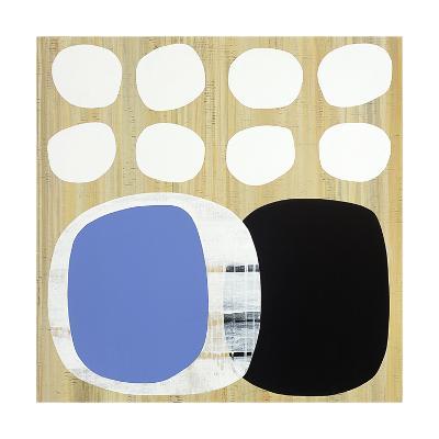 Luna Azul II-Mary Calkins-Premium Giclee Print