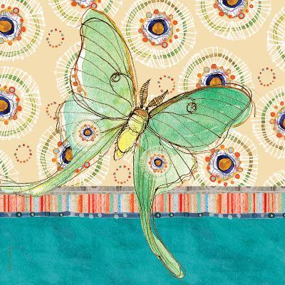 Luna Moth-Robbin Rawlings-Art Print
