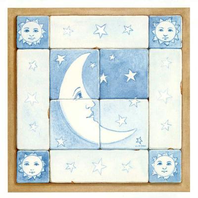 Luna-V. Alber-Art Print