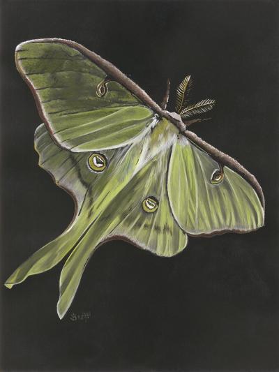 Luna-Barbara Keith-Giclee Print