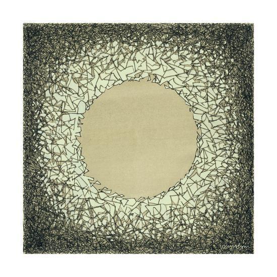 Lunar Eclipse I-Vanna Lam-Art Print