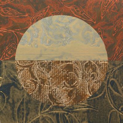 Lunar Eclipse II-John Butler-Art Print
