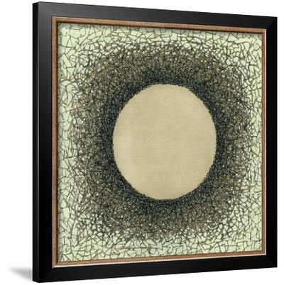 Lunar Eclipse II-Vanna Lam-Framed Art Print