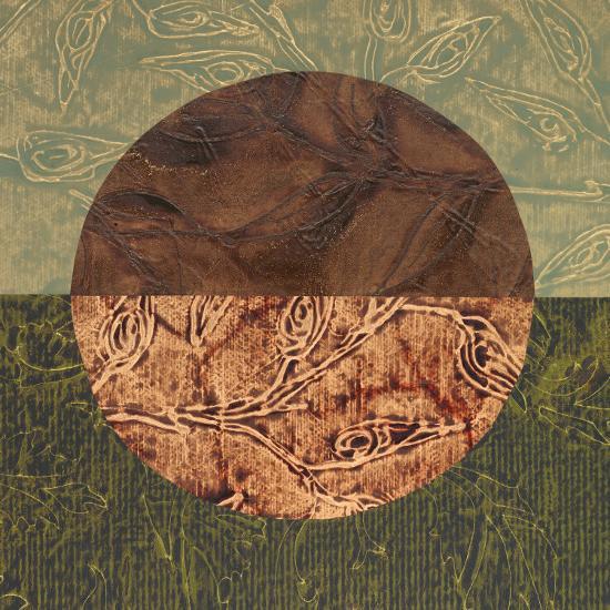 Lunar Eclipse VI-John Butler-Art Print