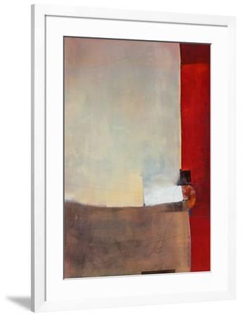 Lunar Eclipse-Nela Solomon-Framed Art Print