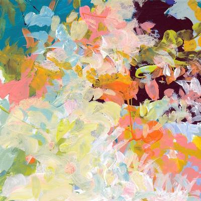 Lunar Freefall 1-Jan Weiss-Art Print