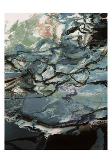 Lunar Pool-Barbara Bilotta-Art Print