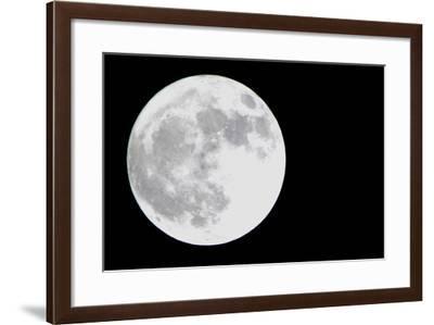 Lunar Surface- MartinKrivda-Framed Photographic Print