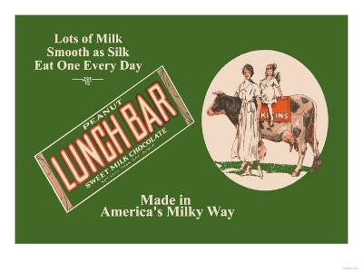 Lunch Bar--Art Print