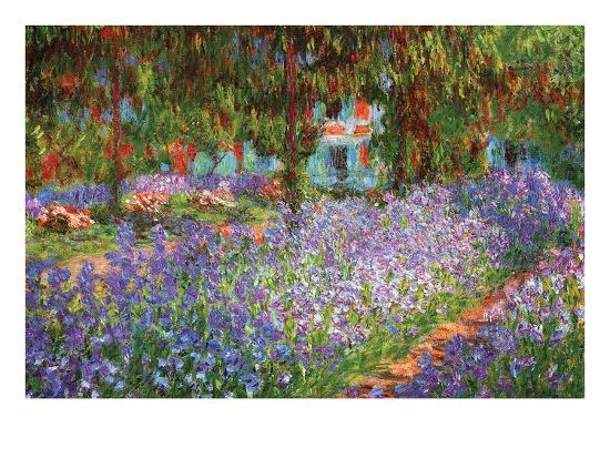 Luncheon on the Grass-Claude Monet-Art Print