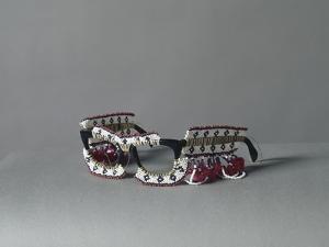 Lunettes perlées Iglasi