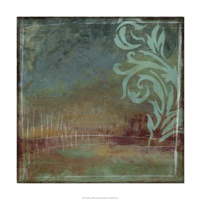 Lush Filigree I-Jennifer Goldberger-Limited Edition