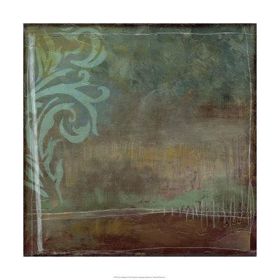Lush Filigree II-Jennifer Goldberger-Limited Edition