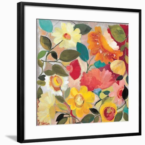 Lush Garden-Kim Parker-Framed Giclee Print