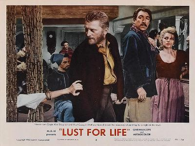 Lust for Life, 1956--Art Print