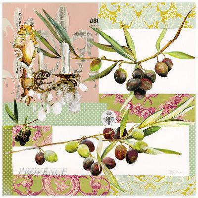Lustre Olive-Lizie-Art Print