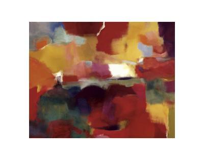 Lustrous Season-Nancy Ortenstone-Art Print