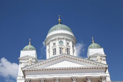 Lutheran Cathedral, Helsinki, Finland, 2011-Sheldon Marshall-Photographic Print