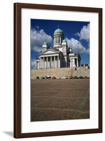 Lutheran Cathedral in Helsinki, 19th Century-CM Dixon-Framed Photographic Print