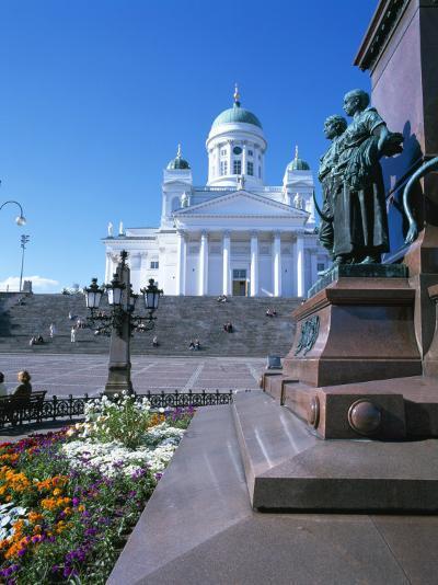 Lutheran Christian Cathedral, Helsinki, Finland, Scandinavia, Europe-Gavin Hellier-Photographic Print