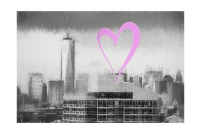 Luv Collection - New York City - 1WTC-Philippe Hugonnard-Giclee Print
