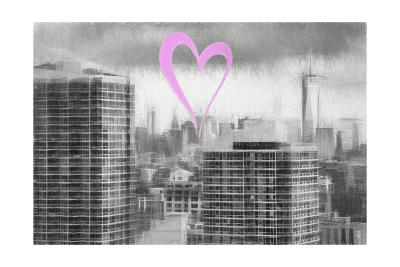 Luv Collection - New York City - One World Trade Center-Philippe Hugonnard-Giclee Print