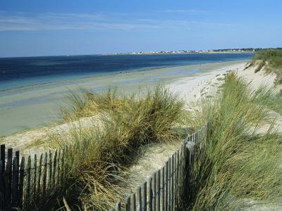 Luzeronde Beach, Pointe De L'Herbaudiere, Noirmoutier-En-Ile, Island of Noirmoutier, Vendee, France-J P De Manne-Photographic Print
