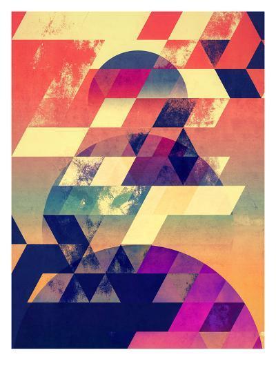 lwnly syn-Spires-Art Print