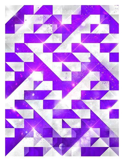Lyckyt Hyyrt-Spires-Art Print