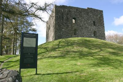 Lydford Castle, Devon-Peter Thompson-Photographic Print