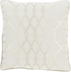 Lydia Pillow Cover - Ivory