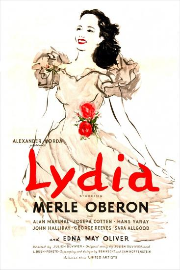 Lydia--Art Print