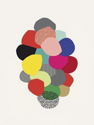 Lymnos Cluster-Sophie Ledesma-Giclee Print