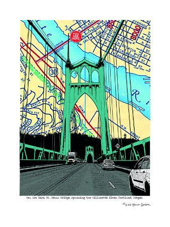 lyn-nance-sasser-and-stephen-sasser-st-johns-bridge-portland