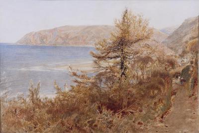 ?Lynmouth?, 1881-Albert Goodwin-Giclee Print