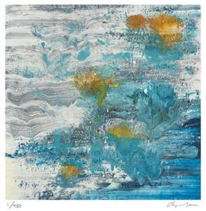 Blue Nebula by Lynn Basa