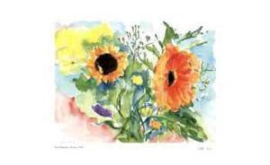Daisies by Lynn Donoghue