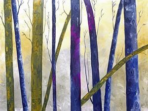 Bare Trees by Lynn Hughes