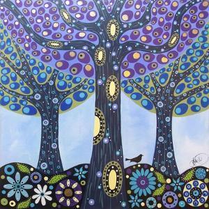 Walnut Orchard by Lynn Hughes