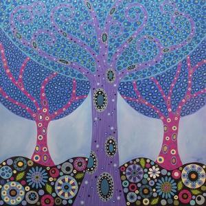 Wishing Trees by Lynn Hughes