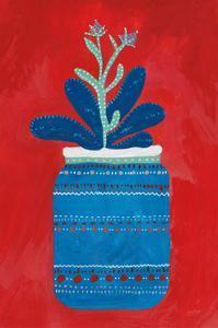 Jar Succulent by Lynn Mack