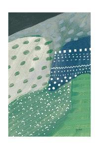 Salt Shrub II Green by Lynn Mack