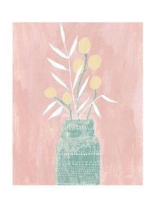 Seed and Bottle Pastel Crop by Lynn Mack