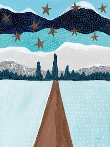 Winterscape by Lynn Mack