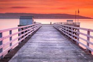 The Pier-Blairmore by Lynne Douglas