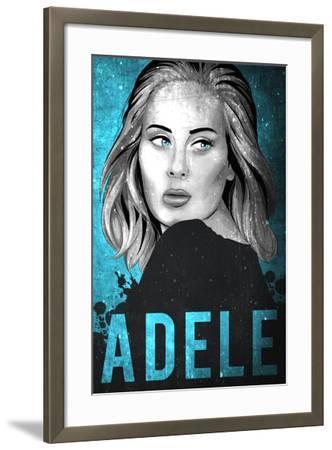 Adele Illustration