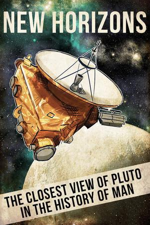New Horizons Space