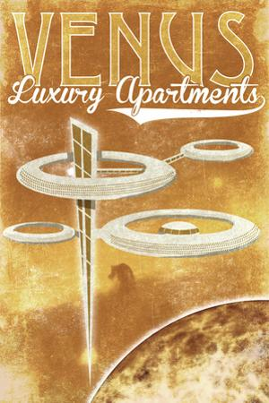 Venus Luxury Apartments by Lynx Art Collection