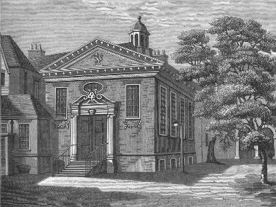 Lyons Inn, C1800-Samuel Ireland-Giclee Print