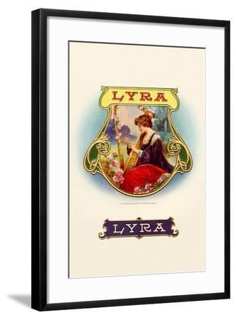 Lyra--Framed Art Print